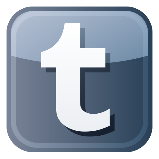 transparent tumblr logo icon by roxyielle d7vf1ok